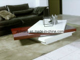 Modern Classic Style Home Wooden Coffee Table (T-54-B)