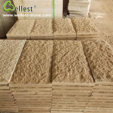Yellow Sandstone Hand Pineapple Finish Floor Paving Wall Tile