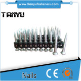 Step Shank Heat Treated Harden 3.0mm Gas Concrete Nails