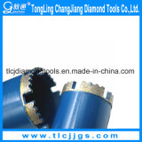 Brick Wall Core Drill Bit- Diamond Drilling Tools