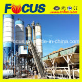 ISO Ce Certified Hzs60 Stationary Concrete Batching Plant with Blet