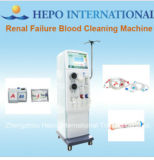 Hemofiltration Renal Failure Hemodialysis Machine with Ce