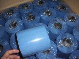 Solid Colour Blue Toilet Paper