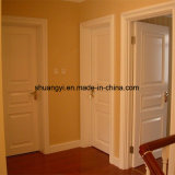 Latest Classic Design Solid Wooden Interior Door