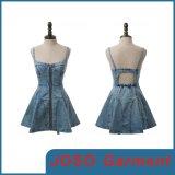 Fashion Lady Sexy Denim Dress (JC2029)