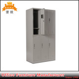 6 Door Metal Storage Clothes Locker