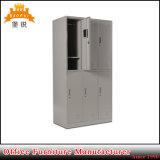 6 Door Metal Storage Clothes Locker