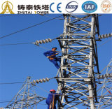 Steel Transmission Line Structure Tower