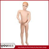 Durable Window Display Fiberglass Mannequin for Children Clothes Store