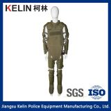 Fbf-20g Anti Riot Uniform (Army Green) for Police Equipment