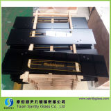 4mm 5mm Tempered Safety Glass Panel for Kitchen