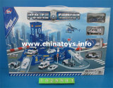 Hottest Kids Plastic Parking Lot Toys Set (1029801)