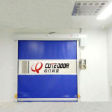China Suppliers PVC High Speed Shutter Door