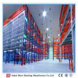 Multi-Storey Steel Warehouse, Rack Garden Tools Warehouse Mezzanine and Platform