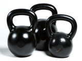 Cast Iron Powder Painting Kettlebells