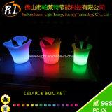 Bar Furniture Event Decorative LED Lighted Bucket