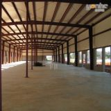 EPS Fireproof Sandwich Panel Steel Structure Workshop/Warehouse (S-S 001)