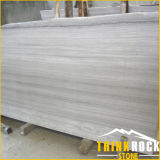 Grey Teakwood Marble Tile Marble Slab