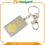 Promotion Metal Keychain with Gift