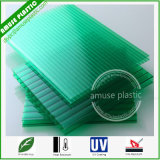 Bayer Building Plastic Twin-Wall Polycarbonate (PC) Hollow Roof Cover Sheet