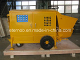 Small Output Capacity Concrete Pump
