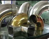 304 Grade 600grit 90 Degress Stainless Steel Elbow