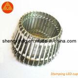 Stamping LED Cup Radiator Shell Heatsink Light (SX024)
