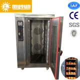 CE ISO Gas Convection Oven with 10 Trays