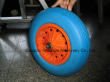 Wheelbarrow Wheel Pneumatic Inflatable Tyre 350-8