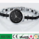 Alloy Strap and Case Lady Gift Watch