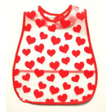 Easily Carry Size Adjustable EVA Baby Bib