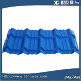 Steel Sheet Rolled Roofing Tiles
