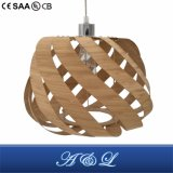 Artistic Bamboo Pendant Lamp for Dining Room