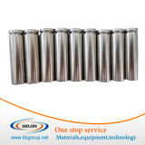 18650, 26650, 32650 Cylinder Cell Case with Anti-Explosive Cap and Insulation O-Ring