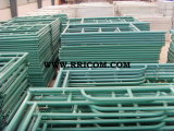 Powder Coated Flip Lock Steel Scaffold Frames for 6′4′′x5′