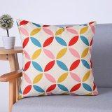 Digital Print Decorative Cushion/Pillow with Geometric Pattern (MX-61A/B/C/D/E/H)