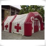 Inflatable Tent for Wild Healing in Military or Medical Institutions