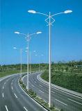 Street Lighting Lamp Steel Pole