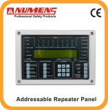 Excellent Addressable Security Systems Repeater Control Panel (6001-08)