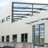 Prefabricated Steel Structure House/Workshop Building