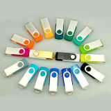 Promotion Swivel USB Flash Memory Stick Custom USB Drives