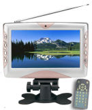 7TB-7 inch TFT color TV With DVB-T & Analog Tuner