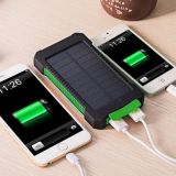 12000mAh Flexible Monocrystal Solar Panel Charger