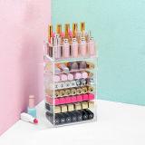 7 Layer Large Capacity Transparent Acrylic Cosmetic Lipstick Storage Box