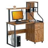 Computer Desk with Hutch Drawer for Home Office Workstation