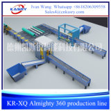 Automatic Cutting Robot for All Pipes and Profiles