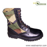 EVA Waterproof Camouflage Military Jungle Boots for All Weather (WJB012)