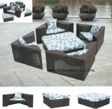 Outdoor / Garden / Patio / Rattan Sofa (NC6053)