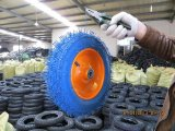 High Quality Rubber Wheel 3.00-8 (Color tyre)