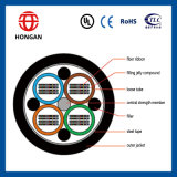 240 Core Fiber Ribbon Cable for Aerial Application Gydts